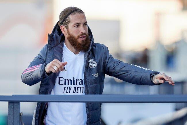 PSG : Sergio Ramos veut garder Mbappé
