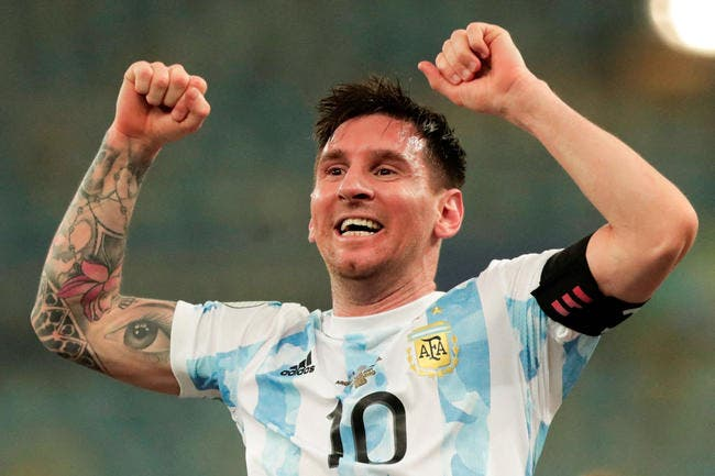 Esp : Accord Messi-Barcelone jusqu'en 2026 !