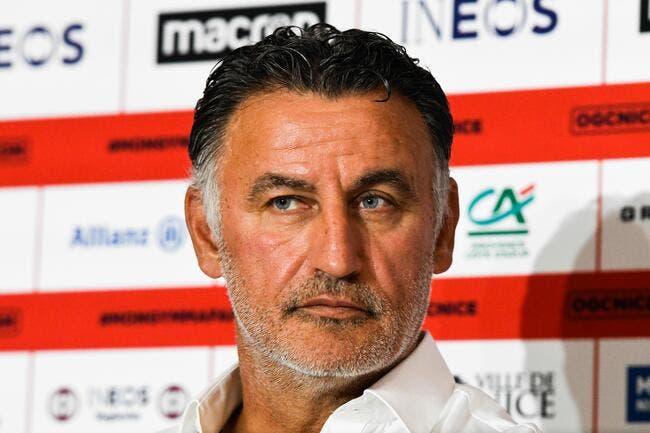 OL : Galtier n'a pas refusé Lyon pour l'argent