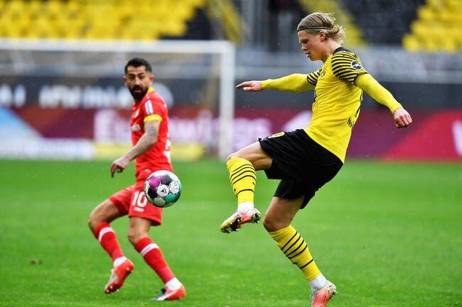 Haaland : Dortmund renvoie la 1ère offre de Chelsea
