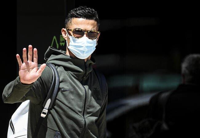 Ita : La Juventus laisse 10 jours à Cristiano Ronaldo