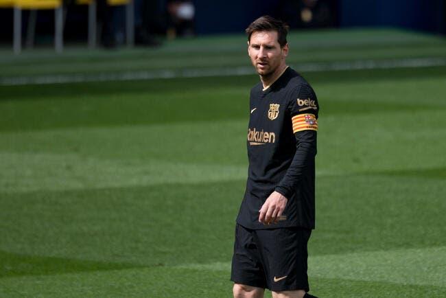 Mercato : Messi au PSG, le Barça n'était pas serein