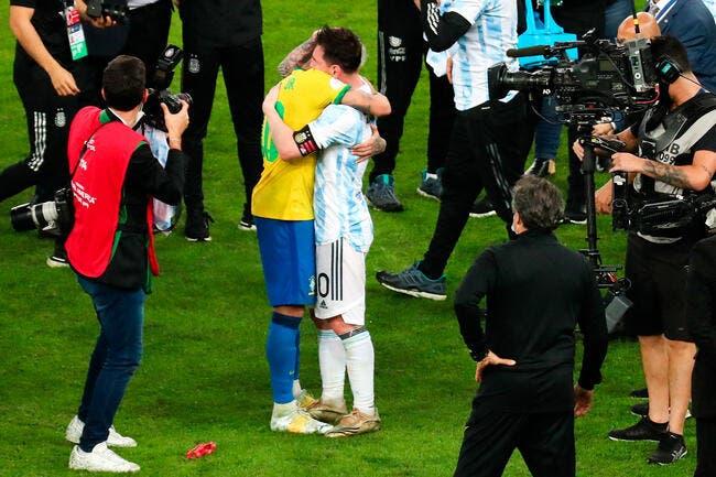 PSG : Neymar, Messi, et Paredes raconte tout