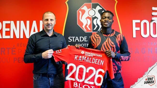 Officiel : Rennes recrute Sulemana pour 15 ME