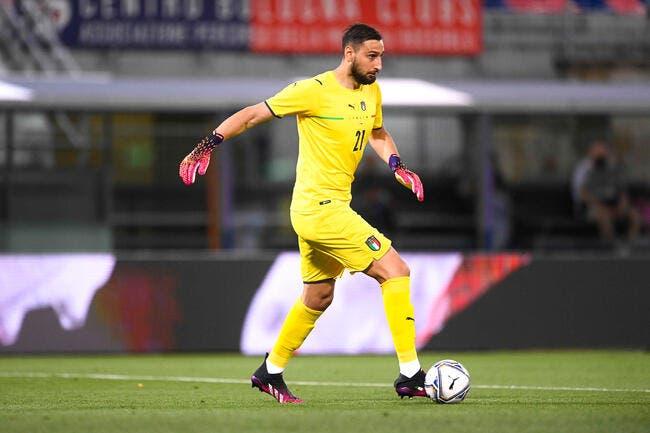 PSG: Raiola voulait caser Donnarumma au Barça