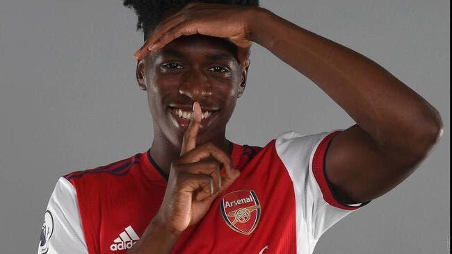Ang : Arsenal s'offre Albert Sambi Lokonga