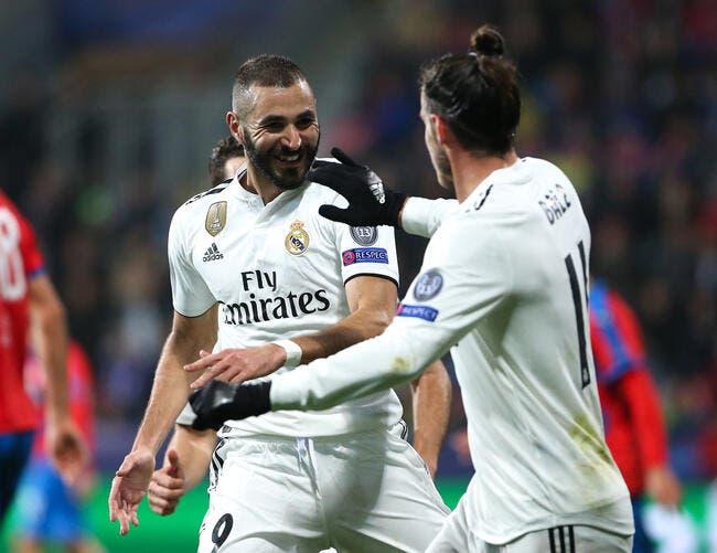 Madrid : Hazard, Bale, Benzema plutôt que Mbappé, Ancelotti valide