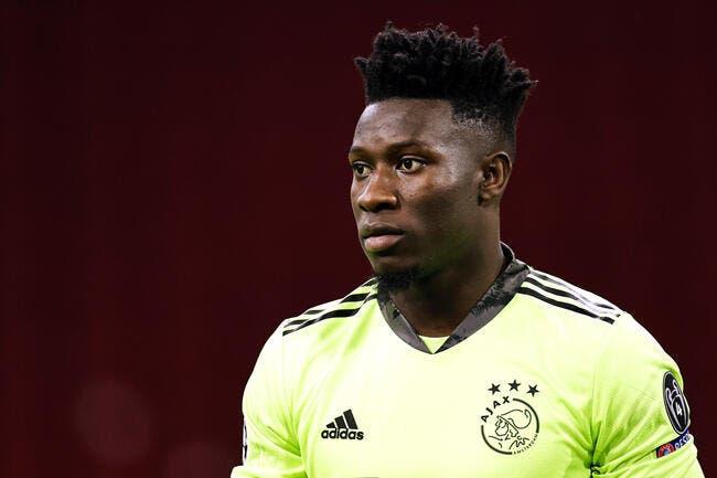 OL : Lyon piégé par l'Ajax pour Onana ?