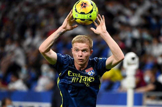 OL : Melvin Bard ne voulait pas quitter Lyon