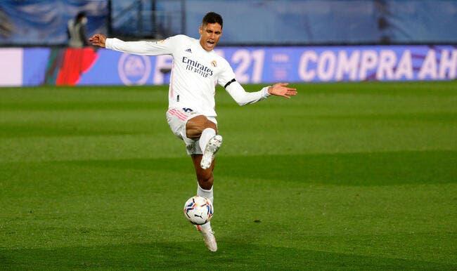 Mercato : Varane à Manchester United, c'est plus que bouillant