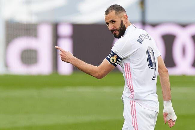 Real Madrid : Benzema charbonne Florentino Pérez au mercato