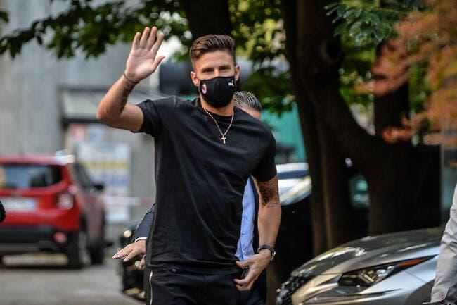 Milan AC : Giroud va empiler les buts, tremble Zlatan !