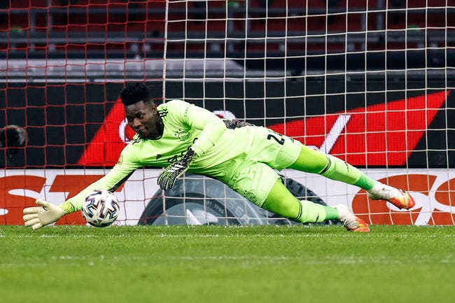 OL : 3ME pour Onana, l'Ajax dit non à Lyon