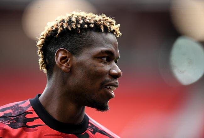 PSG : Pogba à Paris, Manchester est sidéré