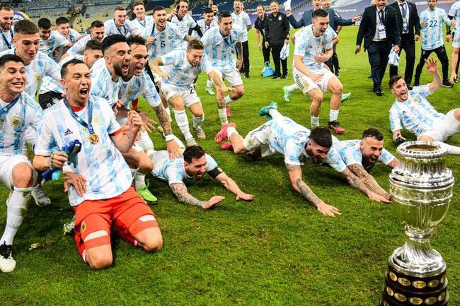 JO : C'est violent, les Argentins du PSG attaquent