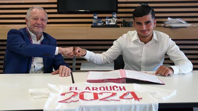 Officiel : Mohamed El Arouch signe pro à l'OL