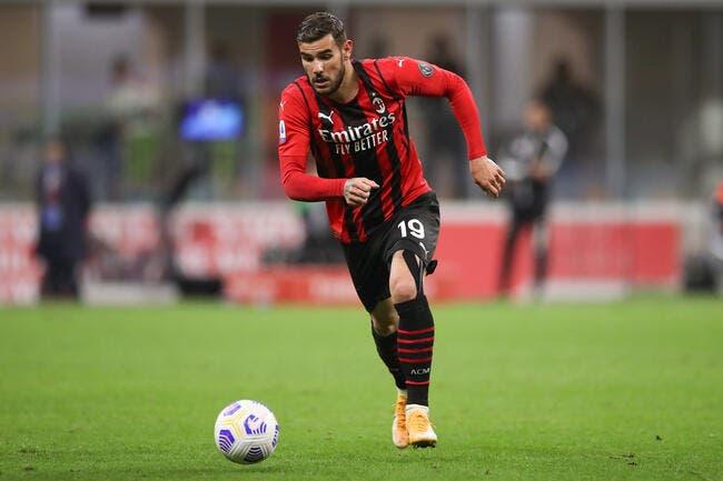 PSG : Théo Hernandez à Paris, la réponse du Milan AC