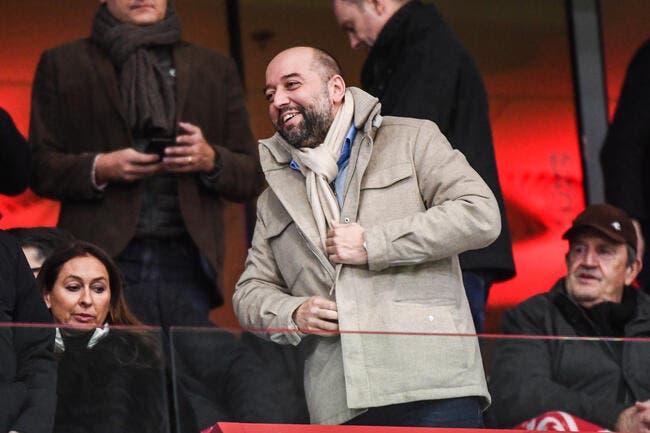 Officiel: Gérard Lopez devient propriétaire des Girondins