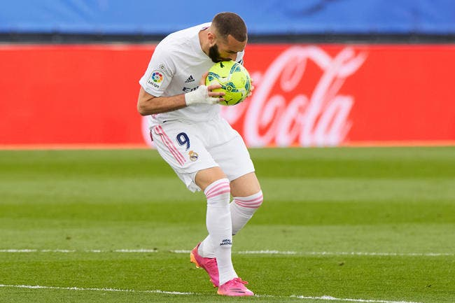Real Madrid : La grosse annonce pour Benzema