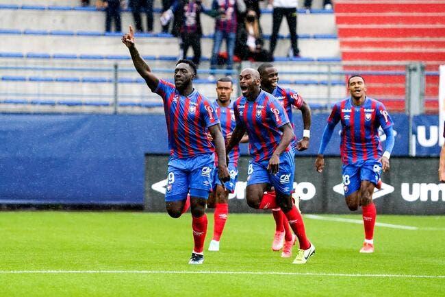 L2 : Caen et le Paris FC démarrent très fort