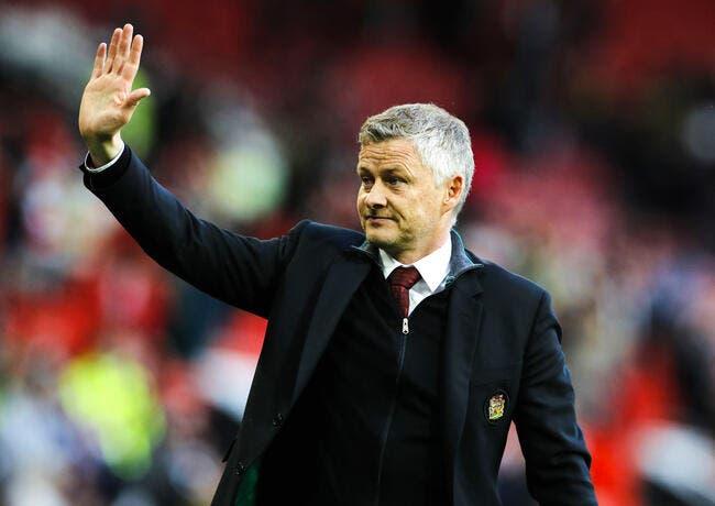 Man Utd, Solskjaer prolongé jusqu'en 2024