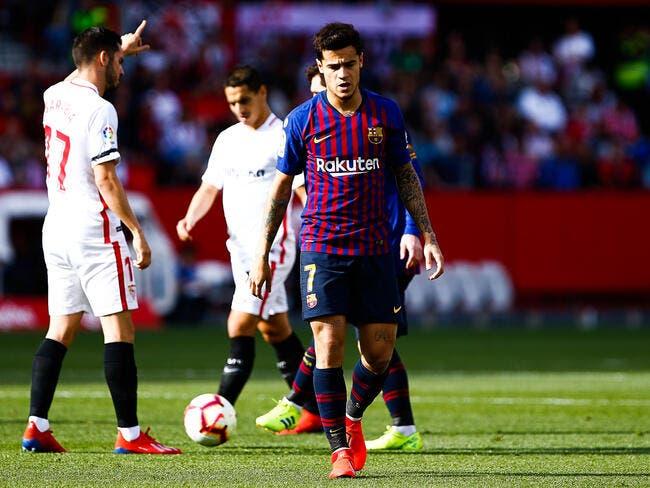 OM: Le Barça écarte Marseille de la piste Coutinho