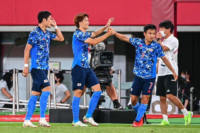 JO : Le Japon gagne, la France n'aura pas le choix