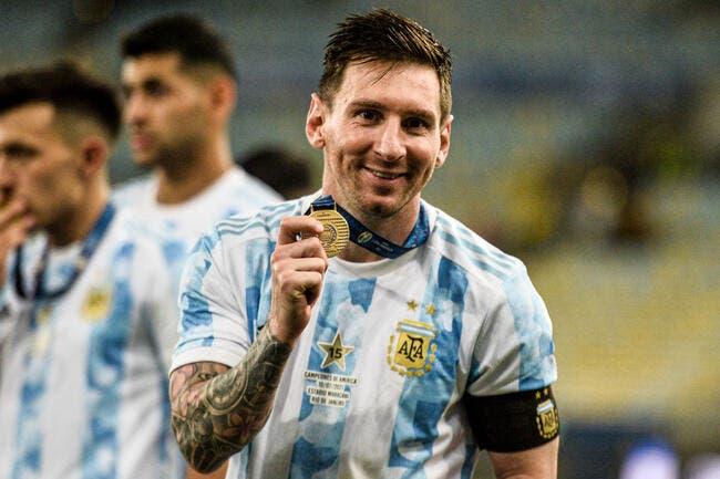 Lionel Messi Ballon d'Or, il prend un KO !