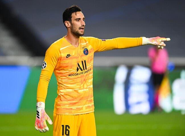 Sergio Rico se retire du duel Navas-Donnarumma pour Lille ?