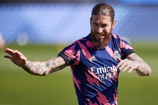PSG : 7 mois pour être au top, Sergio Ramos est prévenu