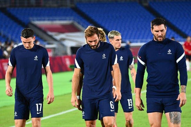 JO : La France humiliée et éliminée !