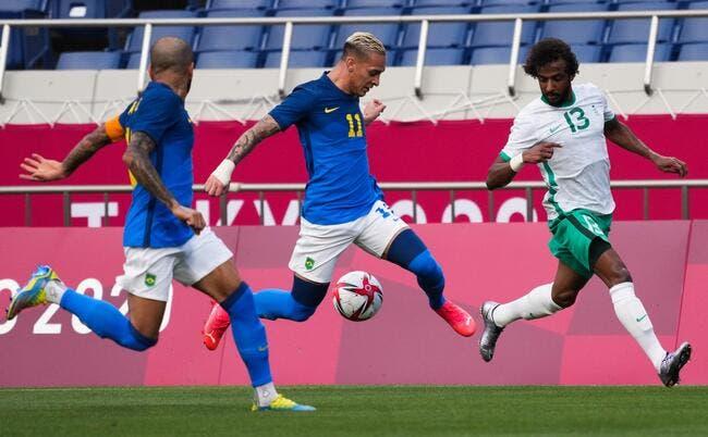 JO : Le Brésil et la Côte d'Ivoire qualifiés, l'Allemagne out