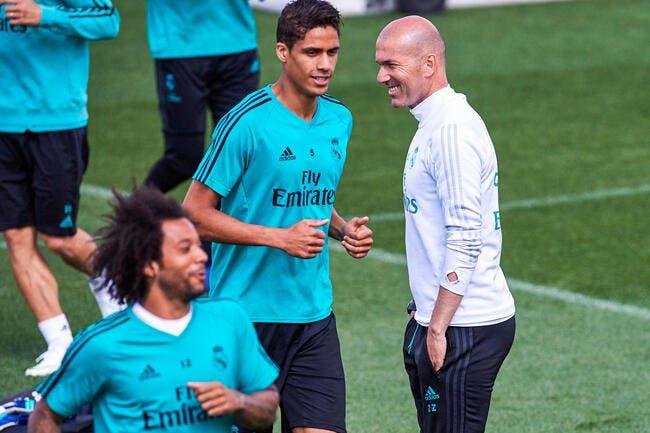Mercato : Le départ de Zidane, le Real n'a pas fini de pleurer