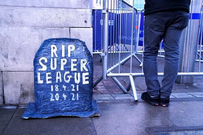 SuperLigue : La Juve, le Barça et le Real déclarent la guerre à l'UEFA