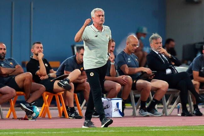 Ita: Mourinho interdit «cette merde» à ses joueurs