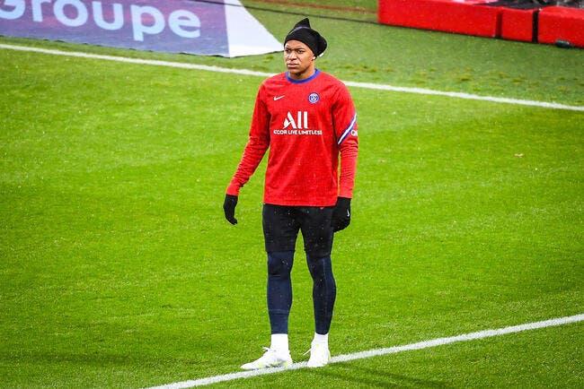 PSG: Le Real peut lâcher 400 ME, Mbappé sera perdant