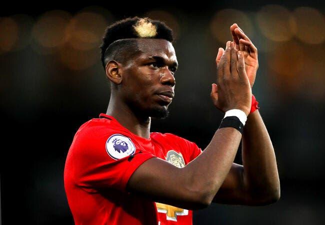 PSG: Pogba va signer, Man United se rend à l'évidence