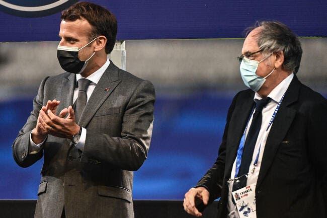 Euro : La France a déjà gagné, Le Graët prévient
