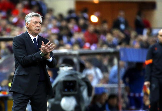 Officiel : Carlo Ancelotti entraineur du Real Madrid