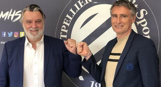 Officiel : Olivier Dall'Oglio débarque à Montpellier !