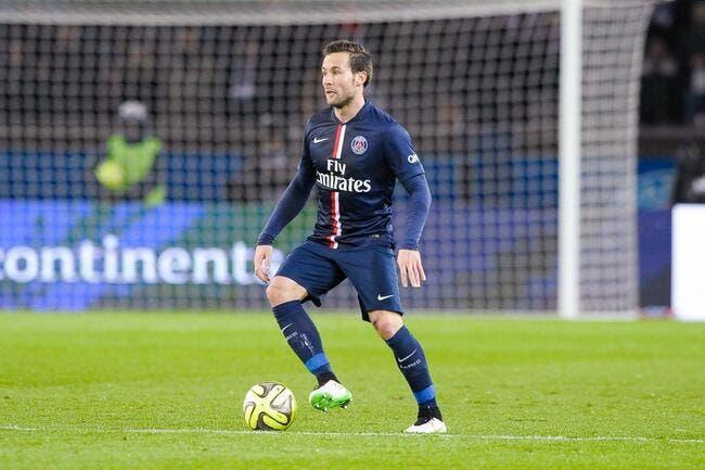 PSG : Cabaye revient à Paris pour gérer la formation