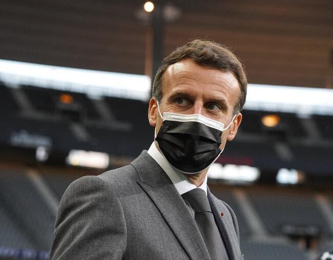 Vente OM : Emmanuel Macron fait un énorme teasing