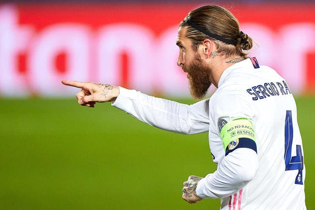 Ramos utilise Mbappé pour dynamiter le Real Madrid