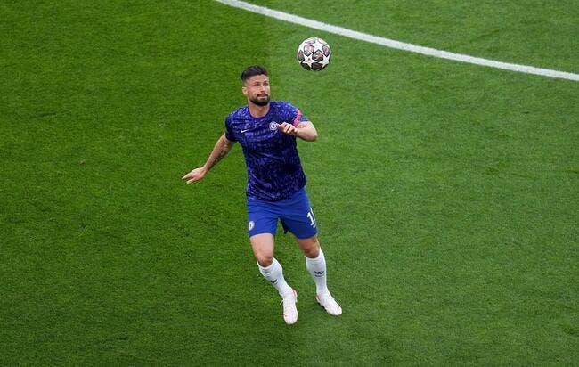 Mercato : 4 ME par an, Giroud fonce vers le Milan AC
