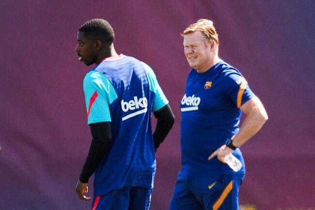Officiel : Koeman reste au Barça