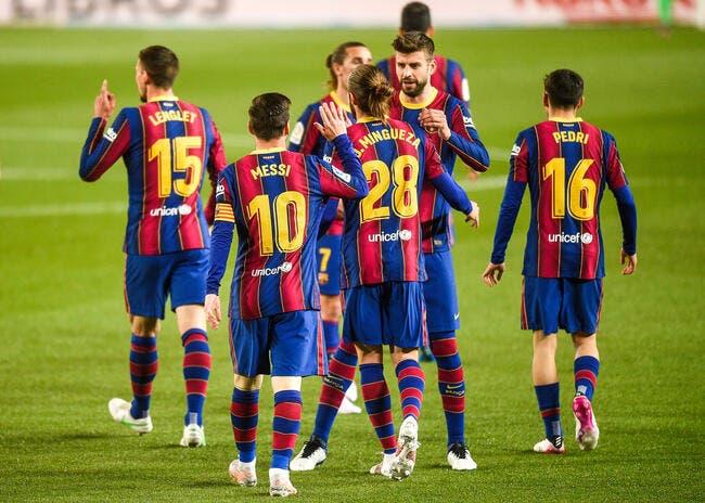 Barça : Messi en veut à mort à un Français, ce n'est pas Griezmann