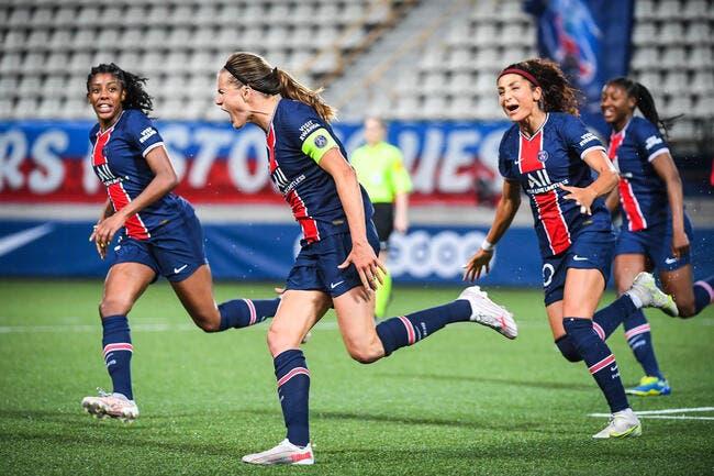 D1 féminine : Le PSG champion, l'OL déchu !