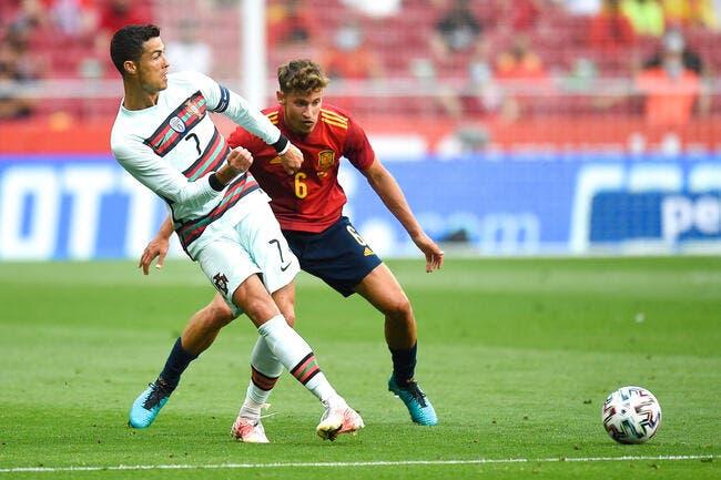 Le Portugal tenu en échec par l'Espagne
