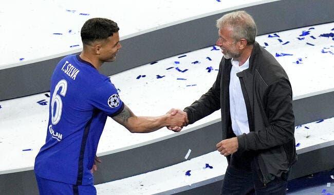 Officiel : Thiago Silva prolonge à Chelsea