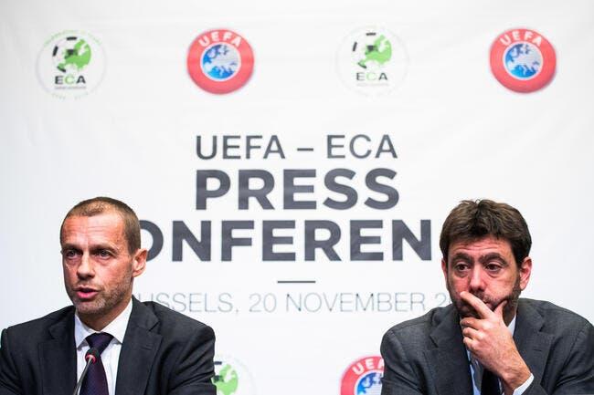 Ita : Le patron de la Juventus a un ennemi à vie